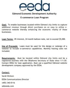 EEDA Loan Program