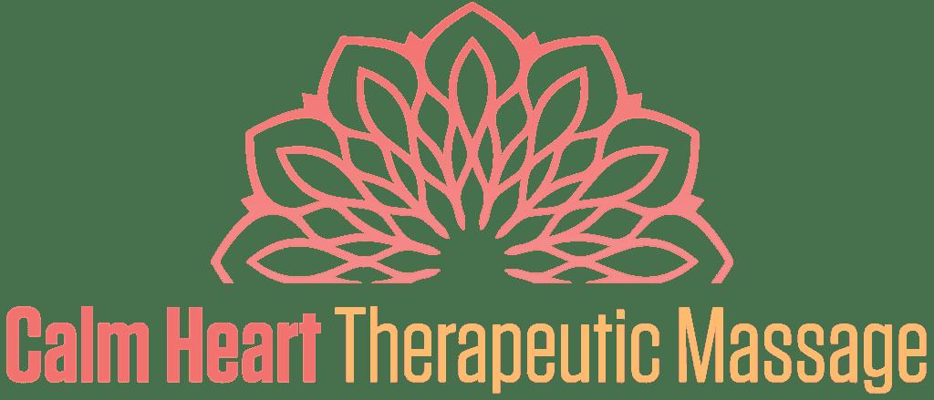 Calm Heart Therapeutic Massage Logo